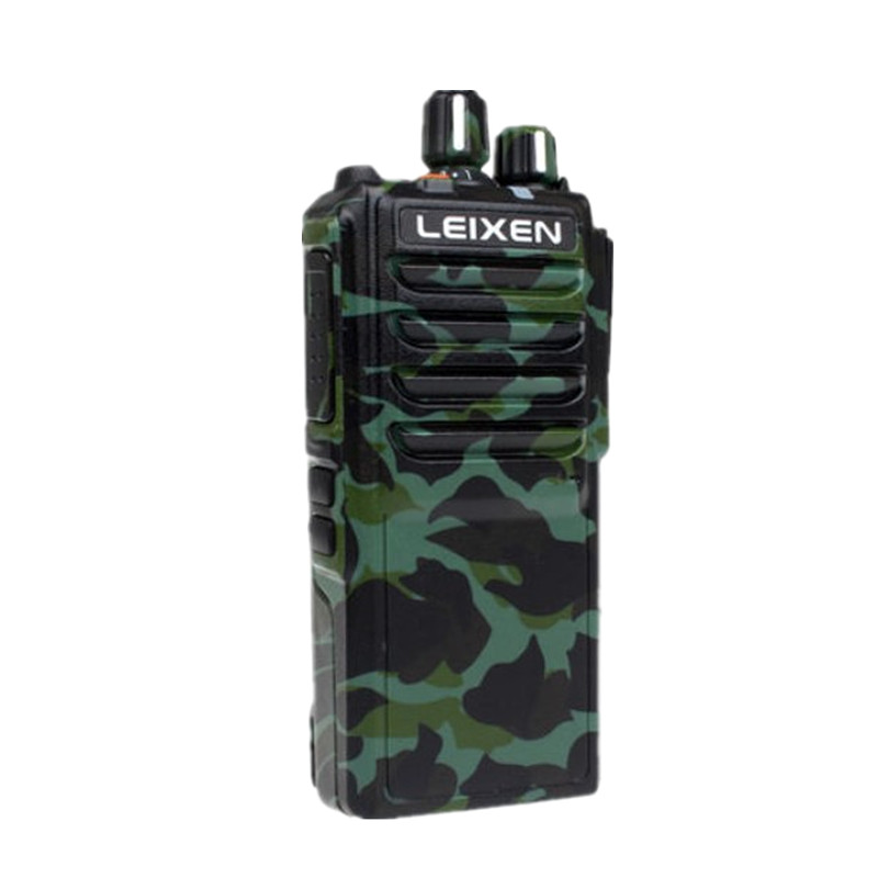 Image 5 - Long Range 25W High Power LEIXEN VV 25 WalkieTalkie 10 30km Two Way Radio Handheld Transceiver Ham Intercom-in Walkie Talkie from Cellphones & Telecommunications