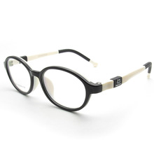 Eyeglasses Soft Silica Gel Environmental For Protection, Children's Myopic Glasses Frame, Personality Cartoon Fashion Students, цена