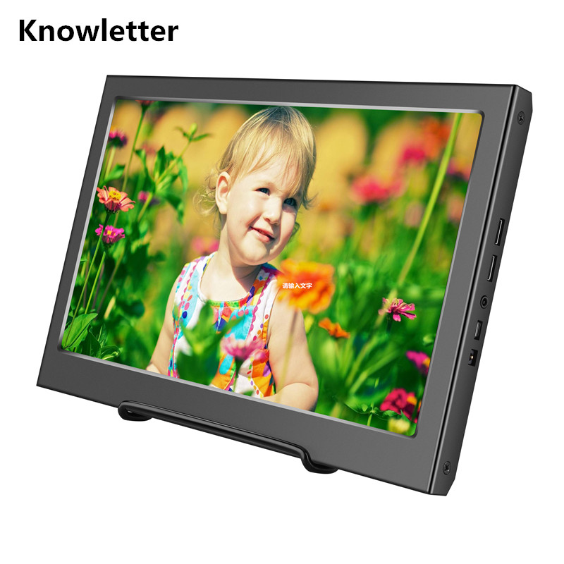11 6 Inch Metal HD Monitor 1920X1080 IPS Panel PS3 PS4 Xbox360 Display Monitor for Raspberry