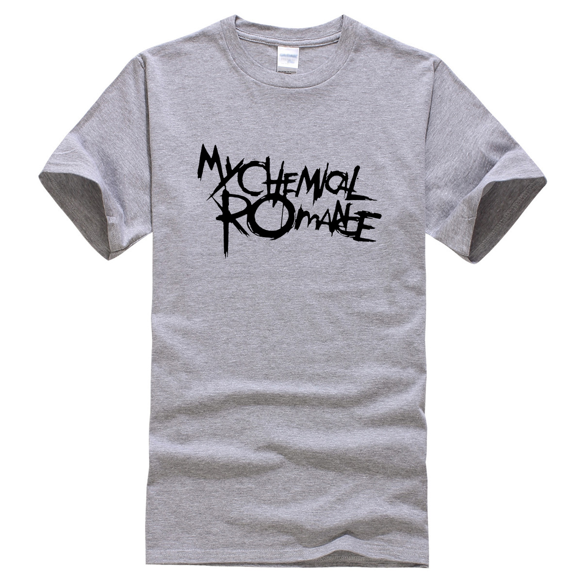 Summer 2018 T-shirt for men My Chemical Romance funny t shirts cotton fashion casual mens T-shirts jersey t shirt homme top