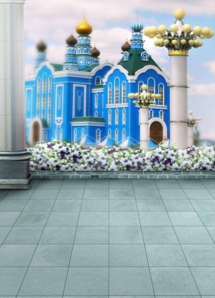 Backgrounds Tufted Floor Pillars Cold Serious Haughty Solitude Bright Colorful F  Lk 1046 skil 4900 lk f 0154900 lk