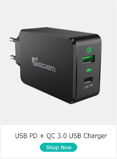 USB PD + QC3.0 USB Charger