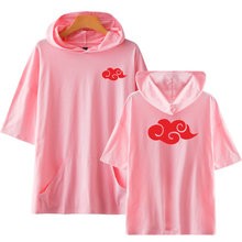 Naruto's Akatsuki Red Cloud t-shirt