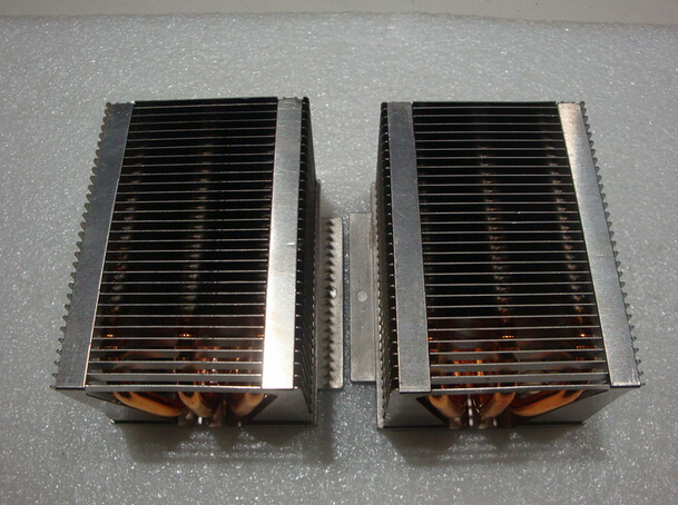 V26898-B888 Heatsink For RX300S5 RX300S6 2U 1366 pin 9*8*5cm Original 95%New Well Tested Working One Year Warranty