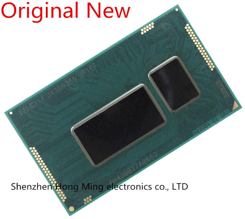 100 New CPU i5 4210U SR1EF i5 4210U BGA Chipset