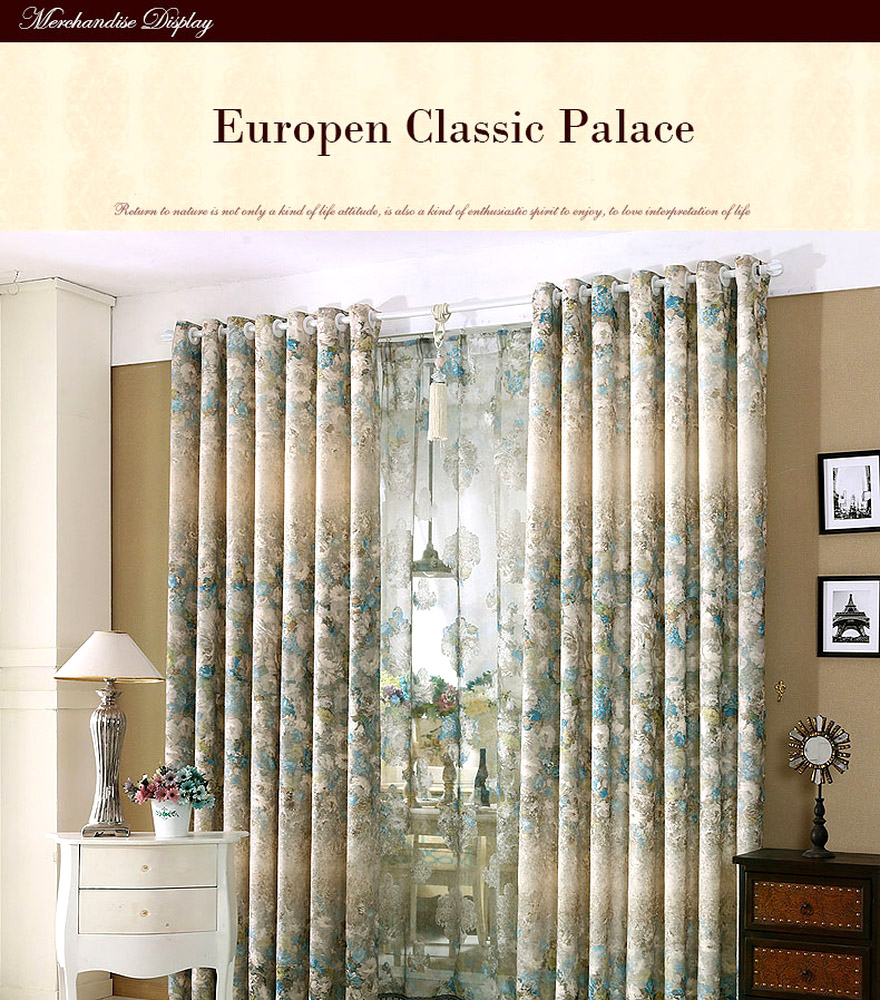 Jacquard Curtains Seoproductname