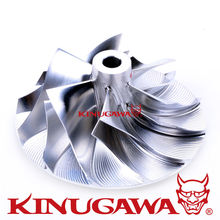 Turbo Compressor Billet Wheel with Extend Tip / Small Centra Mitsub*shi 4G63T TD05H EVO 3 16G DSM / Greddys T517Z
