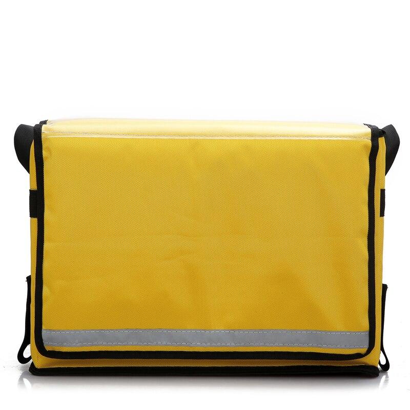 Grand sac à coffre de voiture de 62 L, sac de coffre de voiture, isolation des familles de réfrigérateur, sac à lunch étanche valiz, sac à lunch chaud, boîte de rangement - 2