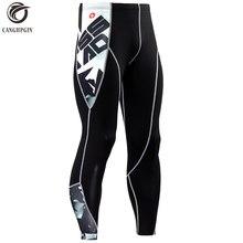 508fa988fb Hot Sale 3D Printed Compression Pants Sports Running Tights Men Jogging  Skinny Leggings Joggers Fitness Gym Clothing Yoga Pants