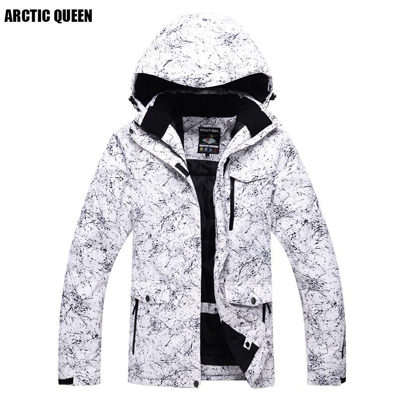 Nouvelles vestes de ski hommes et femmes veste de snowboard vêtements de sport d'hiver veste de ski de neige veste de Camping et de randonnée pour hommes