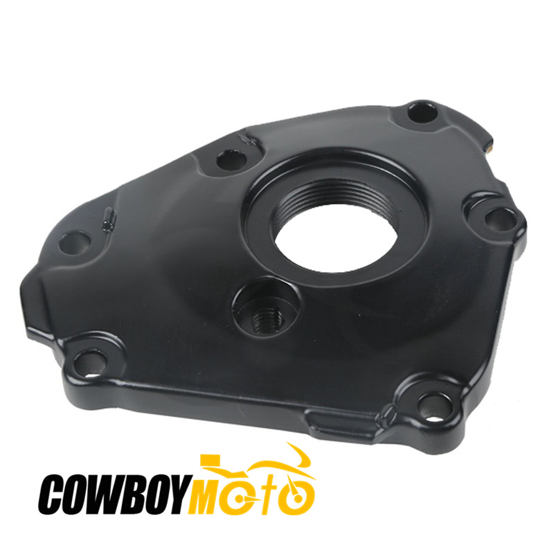 Motorcycle Oil Pump Engine Timing Cover For Yamaha YZF R1 YZF-R1 2004 - 2008 2005 2006 07 Black New engine coolant pump for fitnissan navara patrol y61 f91 nt400 d22 zd30ddt 3 0l l4 21082 ma70d turbo diesel 2006 2014