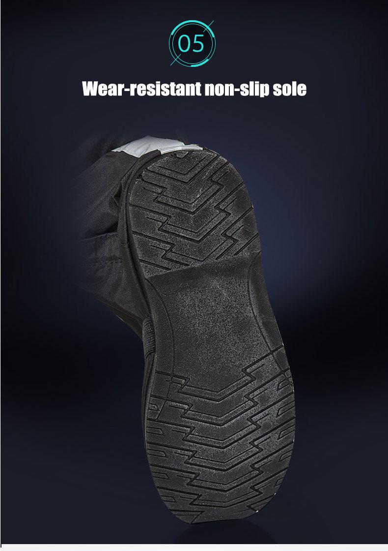 40d7b288806 Pólo moto rcycle Sapatos Cobrir botas capa de chuva moto capa de ...