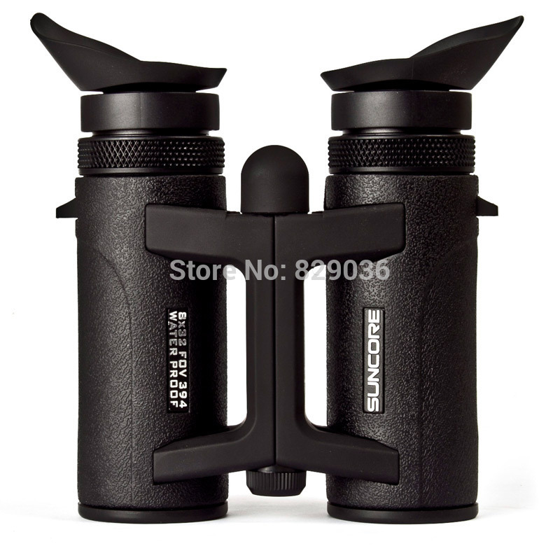 Suncore 8x32 Binoculo Power Binoculars Professional Waterproof Zoom Telescope Spotting Scope Military Outdoor BAK4 High Quality original telescopio binoculars nikula 10 30x25 zoom telescope binoculo profissionais bak4 prismaticos for spotting binoculares