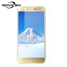 Tempered Glass For Huawei P8 P9 Lite 2017 Screen Protector For Huawei P9 P10 P7 Honor 4C Pro 6X 6A Y3 II Y5 II Y6 2017 Cases