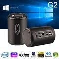 BoSuntop G2 i10 Windows 10 Mini PC TV Box Intel Z3735F Quad Core 2G/32G Câmera 2.0MP Bluetooth Wi-fi Ethernet USB Media Player