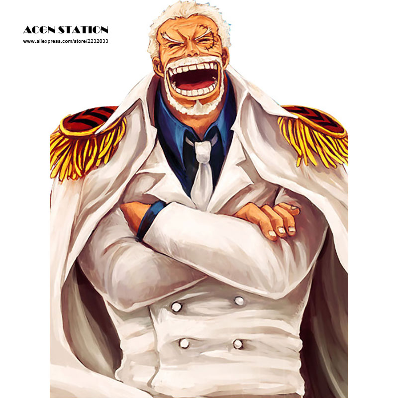 Top Selling Free Shipping One Piece Kapu Adult Kid Cosplay Costume Monkey D Kapu Marines White Overcoat For Halloween Christmas