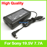 For Sony 19.5V 7.7A 150W laptop AC adapter charger Sony VPCF212FX VPCF213FX VPCF215FX VPCF2190FX VPCF21AFX VPCF221FX VPCF222FX
