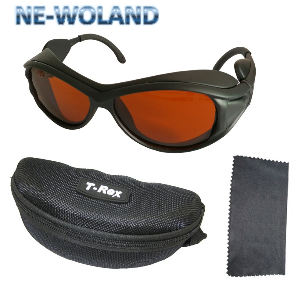 Laser protective spectacles  Protective wavelength 190-540-800 -2000nm OD6+CE standard,FDA approved.