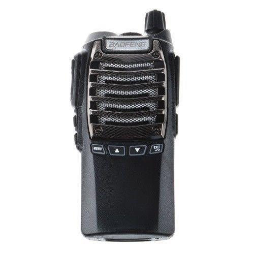 imágenes para Baofeng uv-8d walkie talkie 8v8d standared uv8d de radio ptt cb radio transceptor portátil batería 2800 mah radio de dos vías