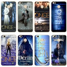 Once Upon A Time Book Cover Soft Silicone TPU Phone Case For redmi4A 4X 5 5a 5Plus note4 4X 5 for xiaomi4 5 6X 8 note3 miX2S(China)
