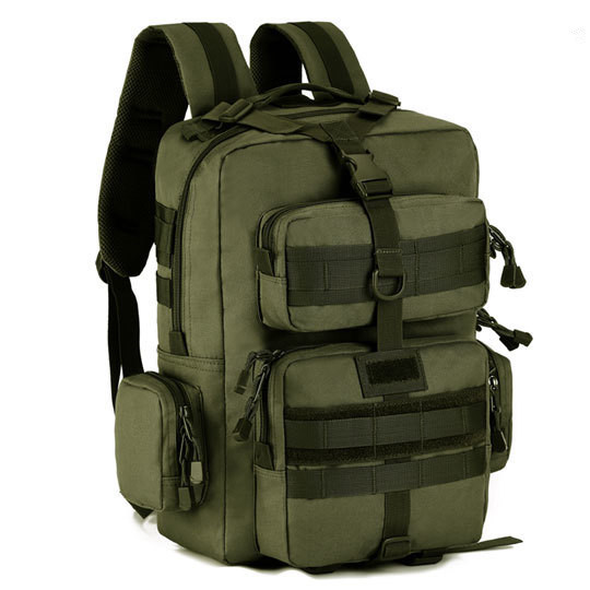 30L Outdoor bag Camouflage Military Backpack Tactical bags Sports Laptop bag Molle Rucksacks Durable Camping Hiking Hunting Bags