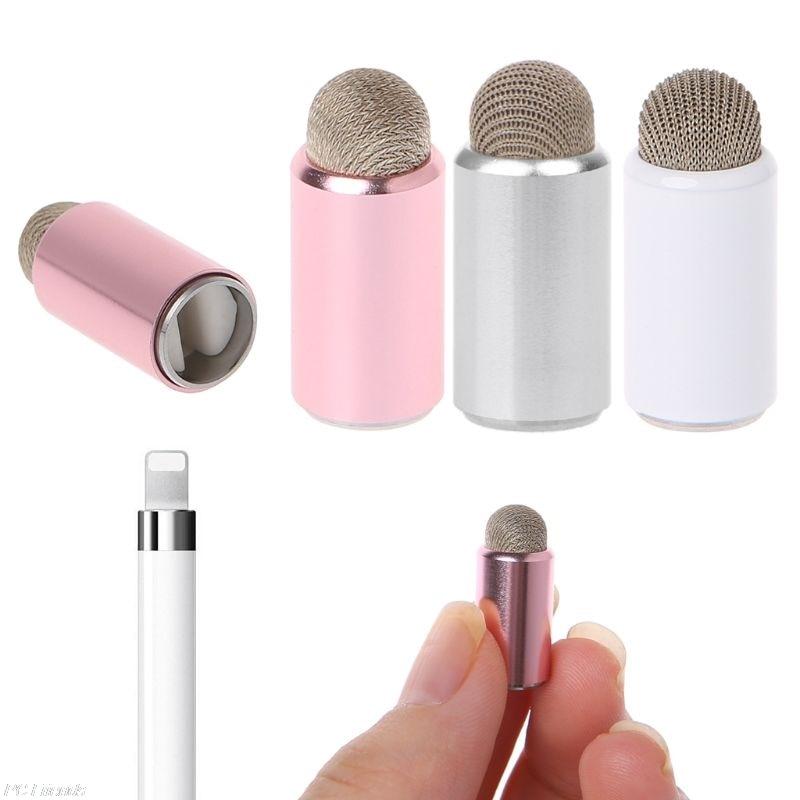 1 PC Stylus Pencil Tip Pen Cap Conductive Cloth Nib Replacement For Apple Pencil