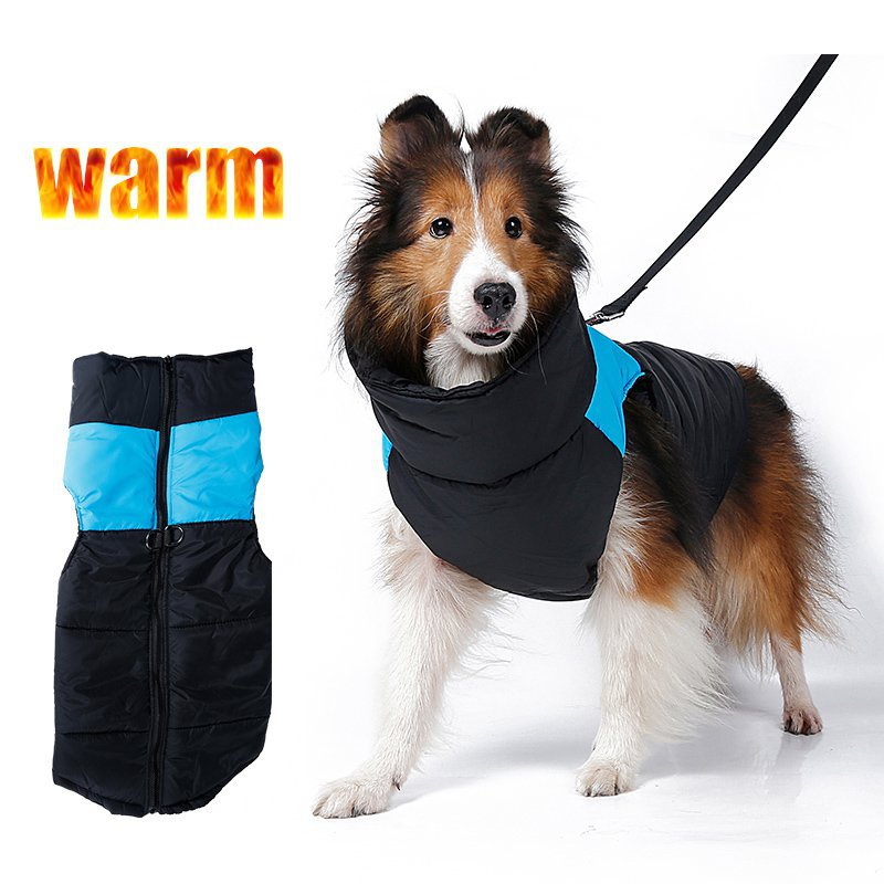 New Waterproof Pet Dog Puppy Jacket Vest Waterproof Medium Large Dog Coat Jacket Ropa Para Perros