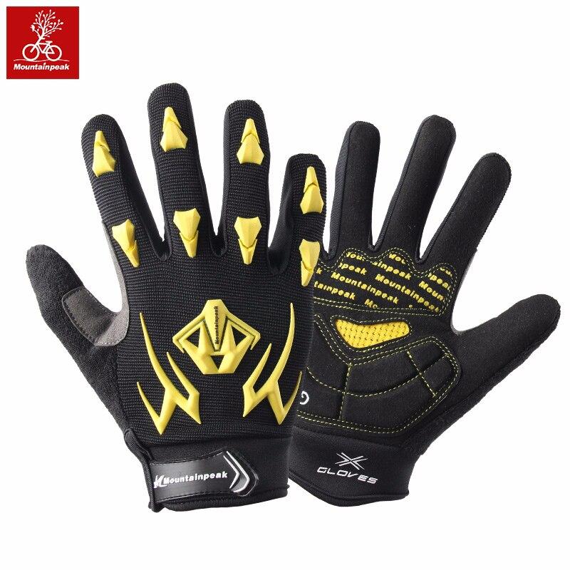 Prix pour MTP vélo gants tous les gants de vélo protéger de respirant hommes et femmes d'équipement de vélo de montagne de suspension joints