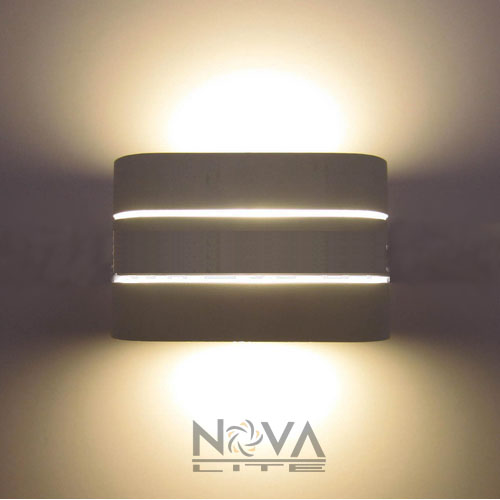 contemporary indoor wall lights subtle internal wall 6w led sconce lighting indoor wall lamp decorative contemporary lighting hotel light ac100v to ac240v