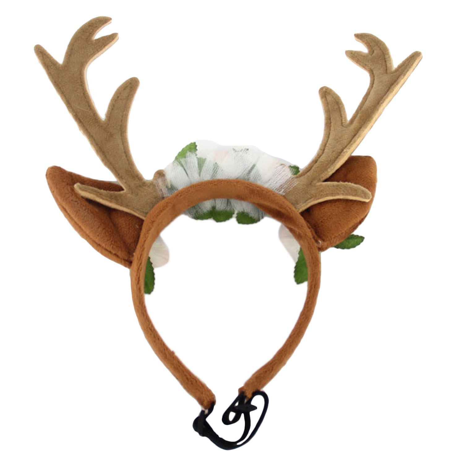 Small Crop Of Reindeer Antlers Headband
