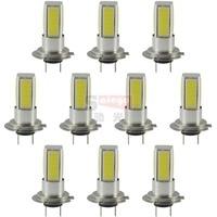 10pcs Lot 20W Xenon LED COB Fog Light Bulb Led Car Lamp H7 H4 Cob Led