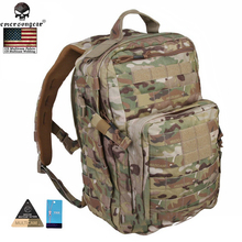 Emersongear Tactical 21 liter City Slim Backpack Men Military Hunting Camping Backpack airsoft bags EM5803
