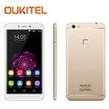 Oukitel u15s smartphone de 5.5 pulgadas 4 gb ram 32 gb rom con cámara 13mp núcleo octa huella digital androide 6.0 4g teléfono móvil