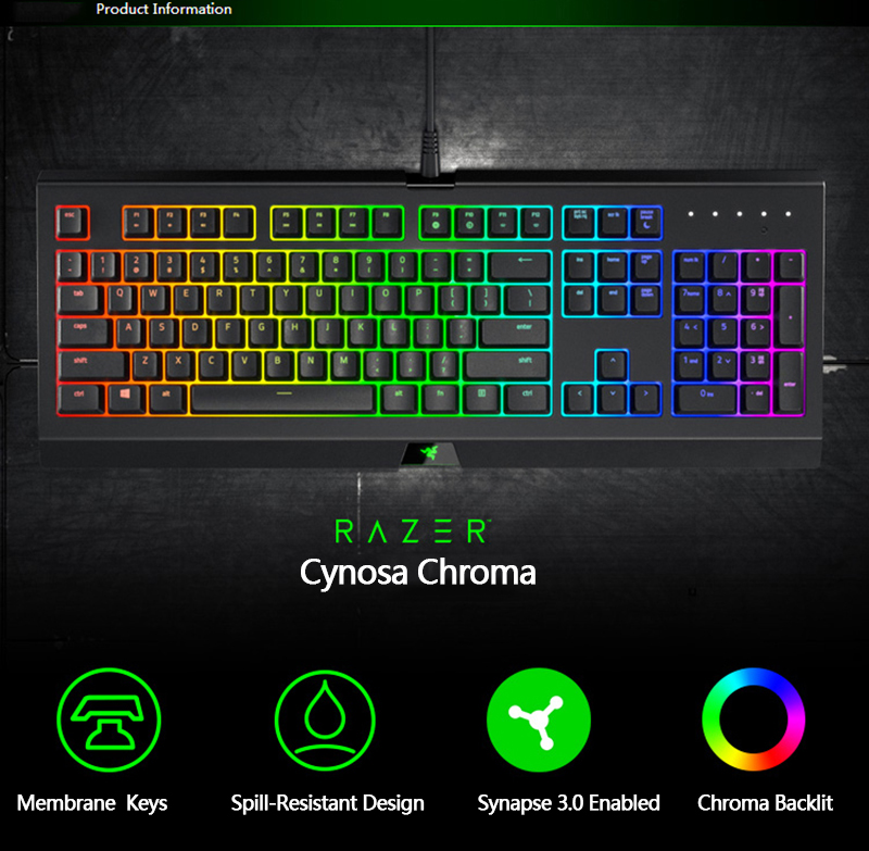 Razer Synapse 3 Lighting Effects