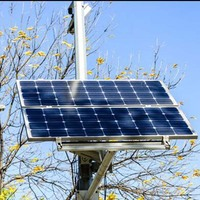Solar Panel 100w 12v Panneaux Solaires 200W 24v Solar Battery Charger Solar Home System RV Motorhomes