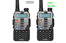 2pcs UV-5RE Hot Selling Walkie Talkie Baofeng UV-5RE Dual Band Standby Two Way Radio UV-5R upgrade version talkie CB radio