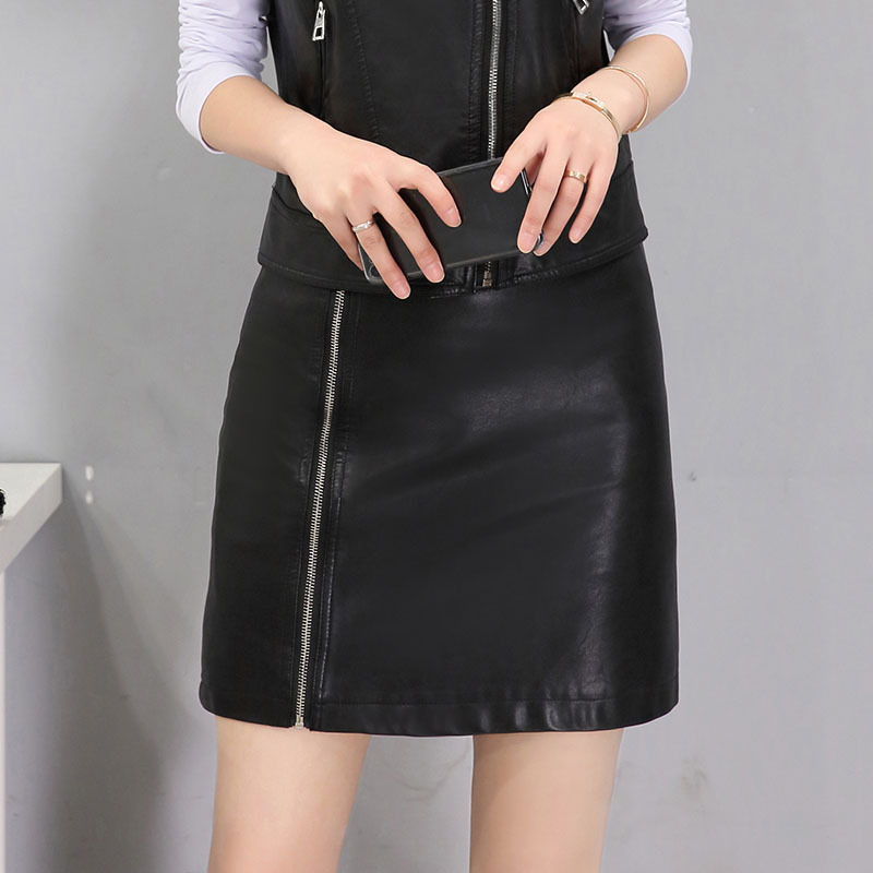 Popular Ladies Leather Skirts-Buy Cheap Ladies Leather Skirts lots ...
