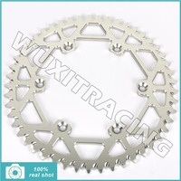 MX Off Road 48T 49T 50T 51T 52T Rear Sprockets For KAWASAKI KX 125 250 450