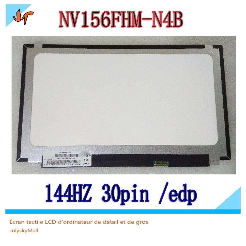 NV156FHM N4B pour le jeu 144Hz résolution 1920X1080 écran de jeu 30 broches EDP interface NV156FHM N4B-in Écran LCD pour ordinateur portable from Ordinateur et bureautique on AliExpress - 11.11_Double 11_Singles' Day 1
