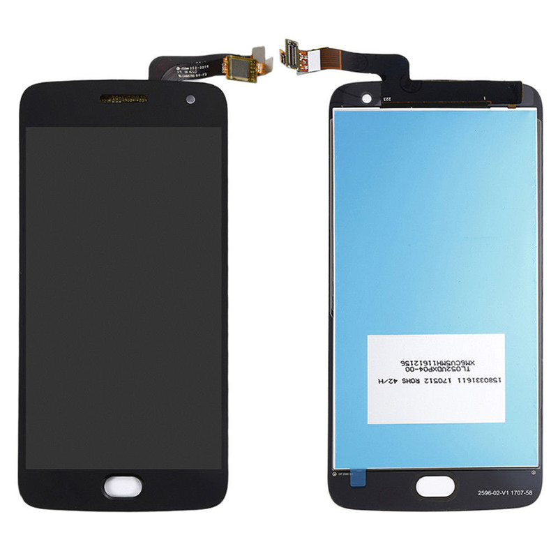 2 Color For Motorola Moto G5 Plus Xt1686 Lcd Display Screen Touch Digitizer Mobile Phone Accessories