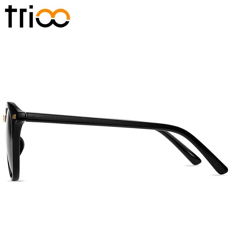 TRIOO მცირე მრგვალი სათვალე - ტანსაცმლის აქსესუარები - ფოტო 6