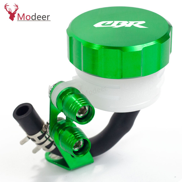 For Honda CBR650F CBR600RR CBR 650F 600RR CBR 600 RR Motorcycle Filter Fluid Rear Brake Master Cylinder Oil Reservoir Cover Cap