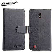 FinePower C1 Case 2017 6 Colors Dedicated Flip Leather Exclusive 100% Special Phone Cover Cases Card Wallet+Tracking