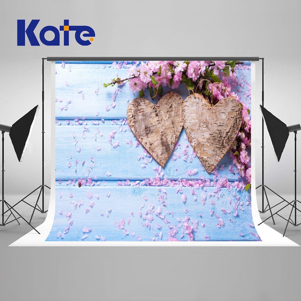 Kate 300cm Wood Valentine 'S Day Backgrounds For Photo Studio Love Heart Photo Background Photography Backdrop Children Backdrop love photography backdrop scenery custom photo portrait studios background valentine s day backdrop f 2908