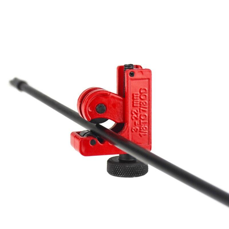 Mini Cut off Trimmer Durable Metal Archery Arrow Cutter 3-22mm Cutting Diameter
