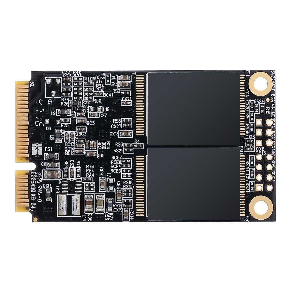 KingSpec mSATA SSD 120GB 240GB 480GB SSD SATA III Internal Solid State Drive SSD Disk Mini SATA HDD Hard Drive For Laptop PC