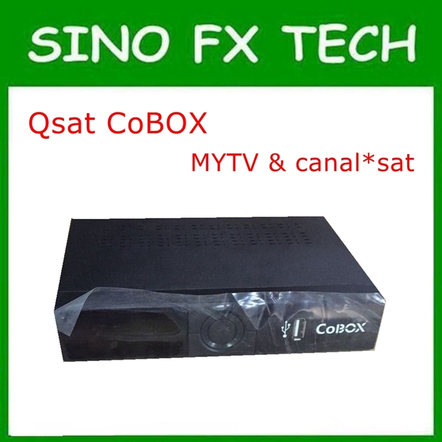 US $62 0 |QSAT Q19G Africa decoder free watch MYTV on 16E and French  channels on 22W QSAT COBOX replace of QSAT Q28G-in Satellite TV Receiver  from