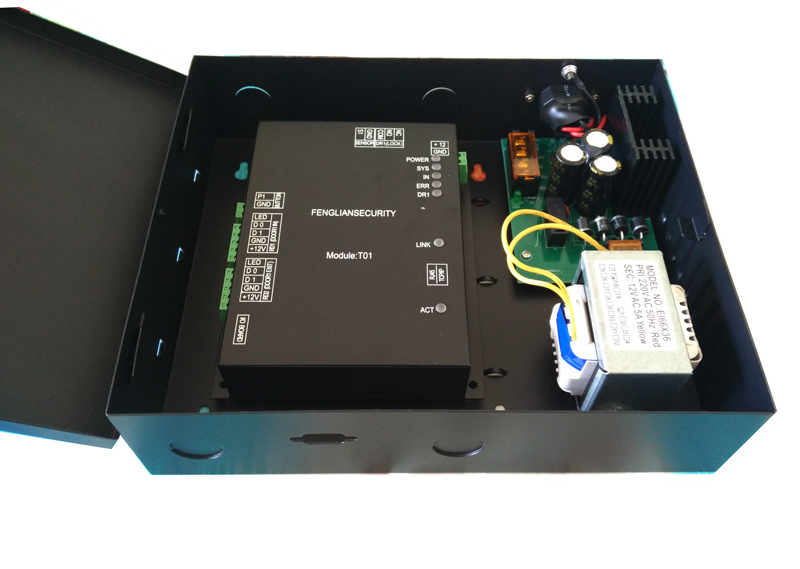 newest wiegand brand 32-bit TCP single Door Control & power case,support software/ web/ smart phone/tabletnewest wiegand brand 32-bit TCP single Door Control & power case,support software/ web/ smart phone/tablet