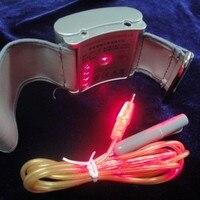 CE Fisioterapia sanità luce laser 650nm/polso Diode basso livello laser terapia LLLT per il diabete ipertensione trattamento