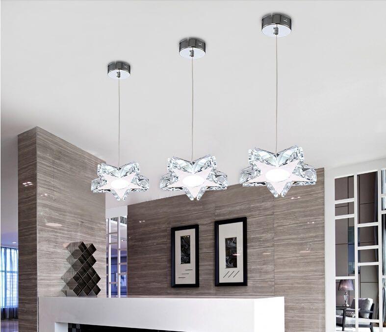 Modern Luxury home Decoration Lustre Led Crystal Chandelier Lighting Ceiling Chandeliers led Lights Lamparas Suspension Lampen